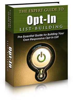 TheExpertGuidetoOptinListBuilding The Expert Guide to Opt in List Building