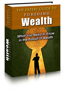 TheExpertGuidetoPursuingWealth The Expert Guide to Pursuing Wealth