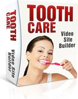 ToothCareSiteBuilder mrrg Tooth Care Video Site Builder