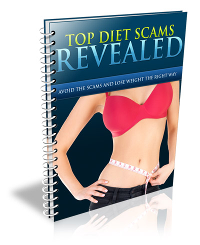 TopDietScamsRevealed Top Diet Scams Revealed