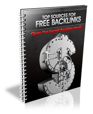 TopSourcesforFreeBacklinks Top Sources for Free Backlinks