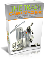 TrashCashMachine mrrg Trash Cash Machine