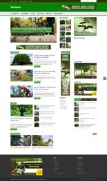TreeServiceBlog p Tree Service Niche Blog