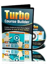 TurboCourseBuilder p Turbo Course Builder