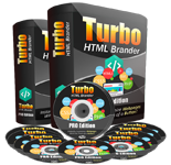 TurboHTMLBranderPro p Turbo HTML Brander Pro