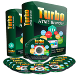 TurboHTMLBrander p Turbo HTML Brander Software