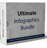 UltInfographicsBundle p Ultimate Infographics Bundle