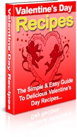 ValentinesDayRecipes plr Valentines Day Recipes