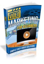 VideoMrktngForBegin rr Video Marketing For Beginners
