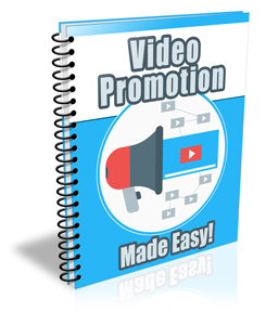 VideoPromoMadeEasy plr Video Promotion Made Easy