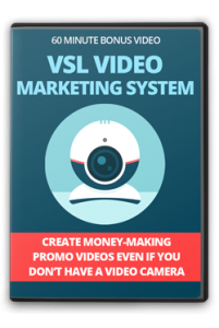 VslVideoSystem Small 201x300 VSL Video Marketing System