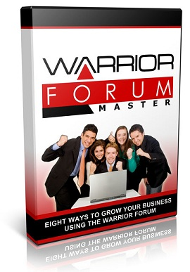 WFMaster plr Warrior Forum Master