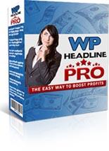 WPHeadlinePro mrrg WP Headline Pro