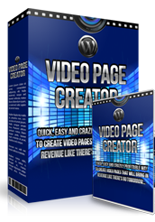 WPVideoPageCreator mrr WP Video Page Creator