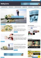 WeddingServiceBlog pflip Wedding Service Niche Blog
