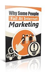 WhyPeopleFailAtIM plr Why Some People Fail At Internet Marketing