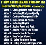 WordPressBasics2014 rr WordPress Basics For 2014