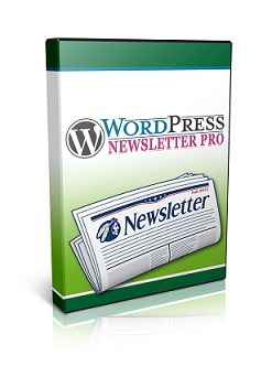 WpNewsletterPro plr Wordpress Newsletter Pro