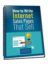 WriteIMSalesPagesThatSell plr Write Internet Sales Pages That Sell