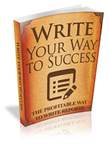 WriteYourWayToSuccess rr Write Your Way to Success