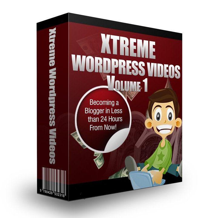 Xtreme Wordpress Videos 1 Xtreme WordPress Videos V1