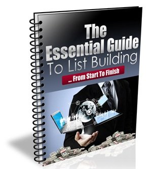 bindermed The Essential Guide To List Building
