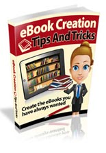 eBookCreationTips mrrg eBook Creation Tips and Tricks
