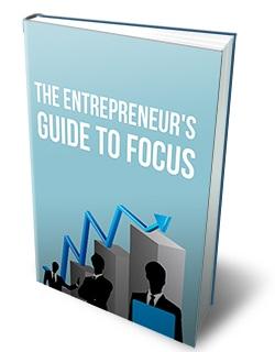 ecover medium The Entrepreneurs Guide To Focus