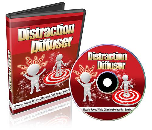 efwefewf Distraction Diffuser