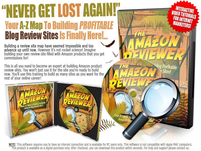 package800x6004 The Amazon Reviewer
