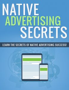report 231x300 Native Advertising Secrets