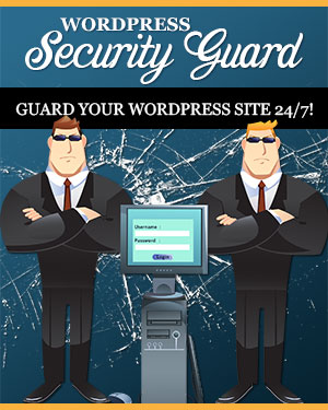 report flat small WP Security Guard