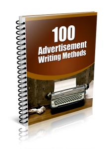 report m 224x300 100 Advertisement Writing Methods