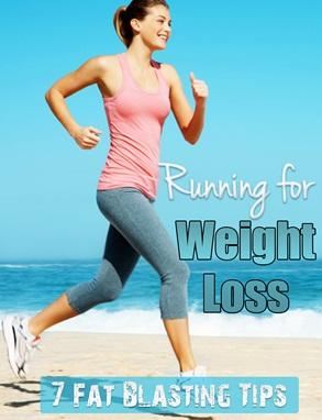runnning 2d vert Running For Weight Loss