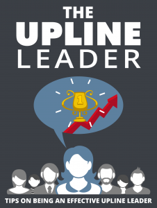the upline leader 226x300 The Upline Leader
