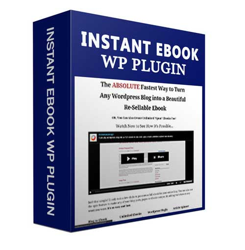 WP-Instant-Ebook