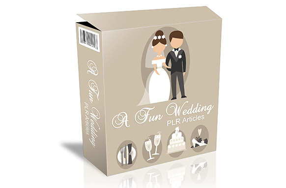 A Fun Wedding PLR Articles A Fun Wedding PLR Articles