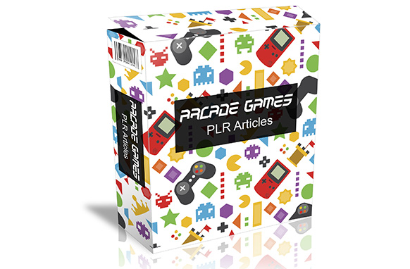 Arcade Games PLR Articles Arcade Games PLR Articles