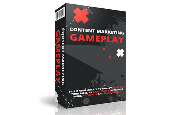 Content Marketing Gameplay Content Marketing Gameplay