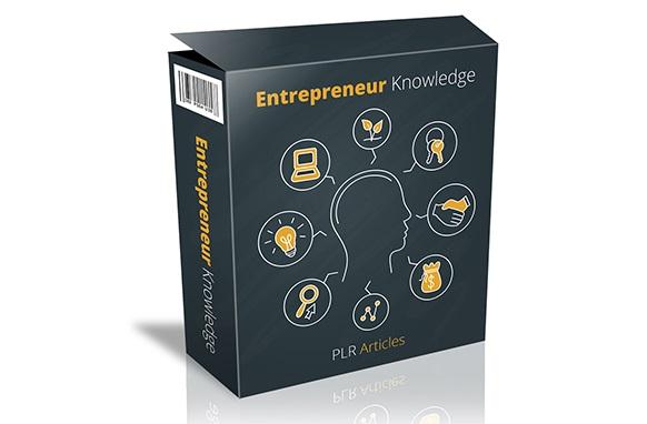 Entrepreneur Knowledge PLR Articles Entrepreneur Knowledge PLR Articles