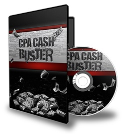 Stand DVD and Case 250 CPA Cash Buster