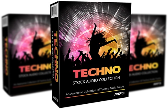 Techno Stock Audio Collection Techno Stock Audio Collection