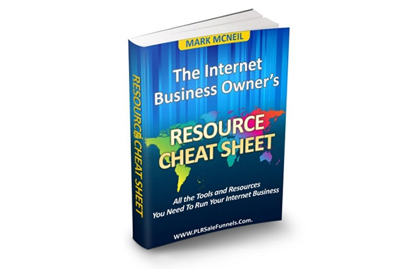 The Internet Business Owners Resource Cheat Sheet The Internet Business Owner's Resource Cheat Sheet