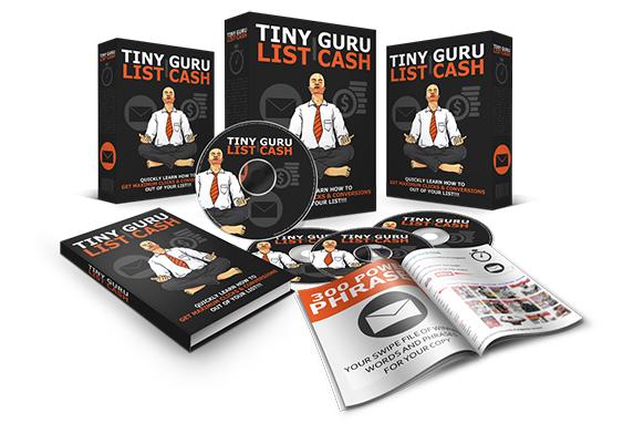 Tiny List Guru Cash Tiny List Guru Cash